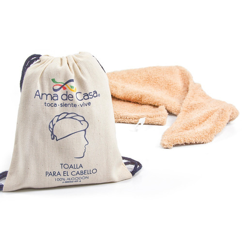 toallas para el cabello