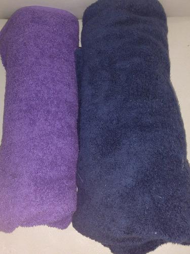 toallas usadas