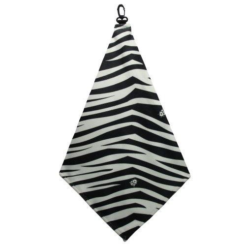 toallas,de las mujeres del estampado de zebra de microfi..