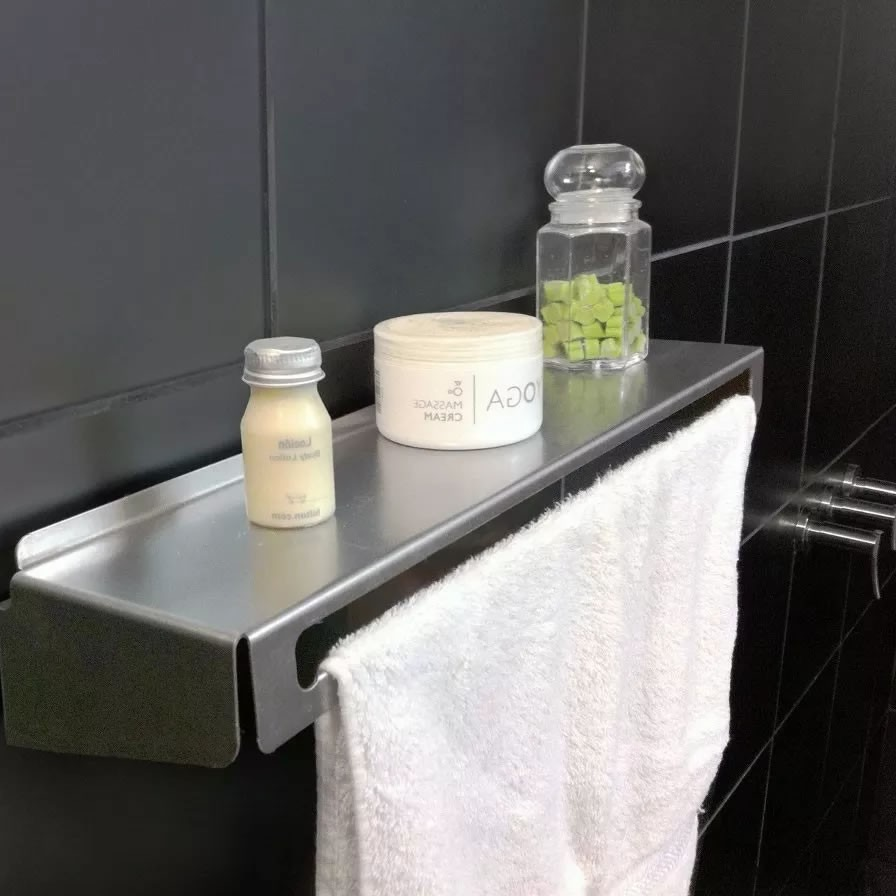 toallero acero inox estante repisa baño muett tienda pepino. Cargando zoom. b6f34712bc08