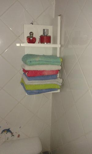 toallero baño, mueble baño,