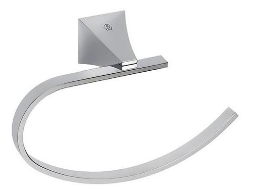 toallero de aro accesorios baño fv 0162/h3 cr linea urbano