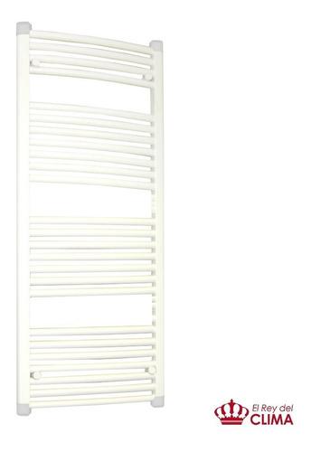 toallero rad xylia 120 blanco c/ kit completo