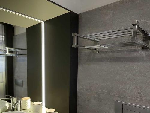toalleros electricos con ahorro de energia atrim cubic 1007