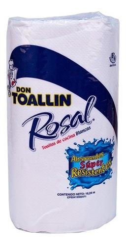 toallin rosal don toallin  80h  pack de 6