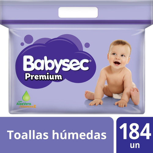 toallita humeda babysec premium x184