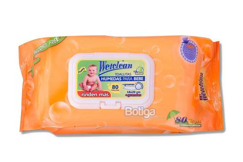 toallitas húmedas wetclean pack premium tapa dispensadora -