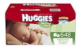toallitas y recambios, fragancia huggies natural care li..