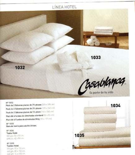 toallon hotel  440 grs.  80 x 150 cm.