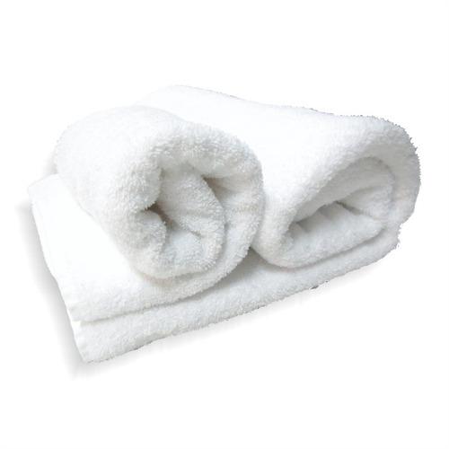 toallon línea premium 630grs 100% algodón blanco hotel