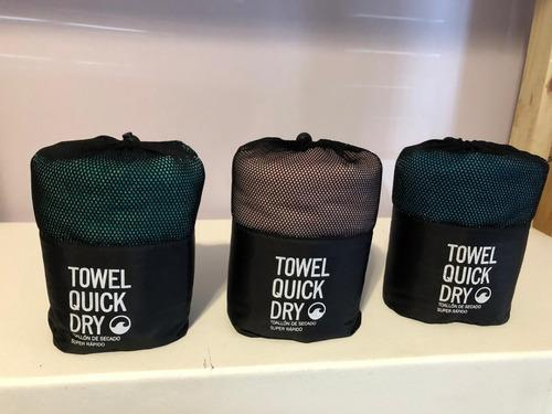 toallones de secado rapido- pattauf oficial