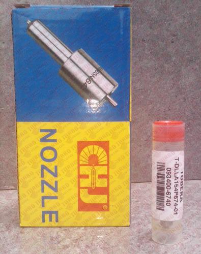 toberas punta inyector canter motor 4d34 - dlla154p674 chj®