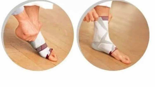 tobillera actimove talomotion ambos pies   talla s, l, xl