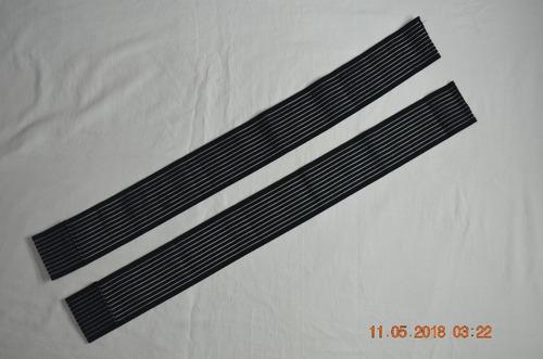 tobillera con venda elástica pack 2 un. calidad premium
