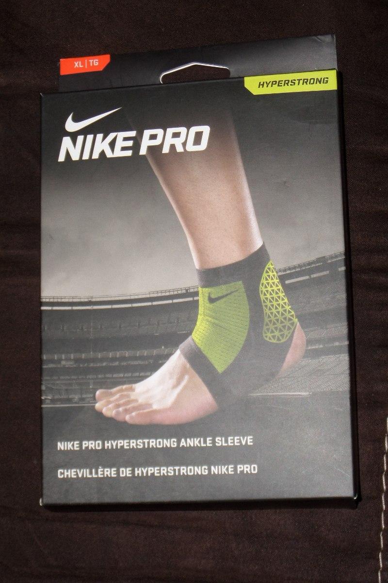 0260d05b8d5ac Tobillera Nike Pro Hyperstrong Original -   319.00 en Mercado Libre