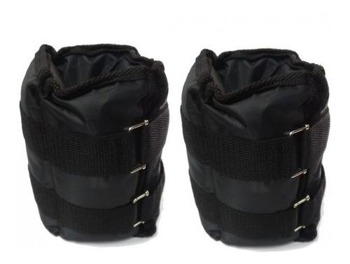 tobilleras - muñequeras con peso de 5 kilos