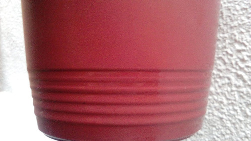 tobo de plastico con asa metalica 10 litros nuevos