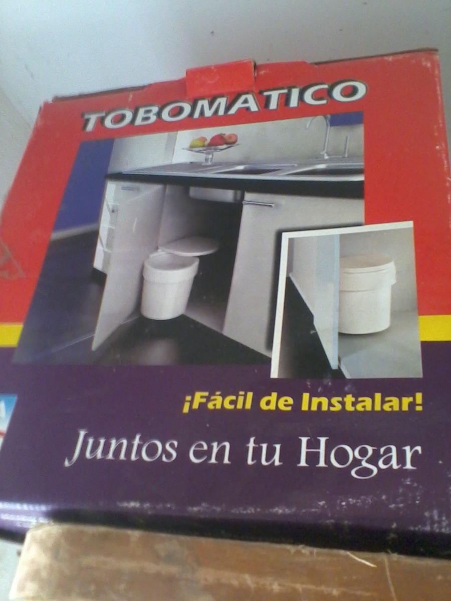 Tobo Matico, Tobo Para Colocar En El Mueble De Cocina - Bs. 85,00 en ...