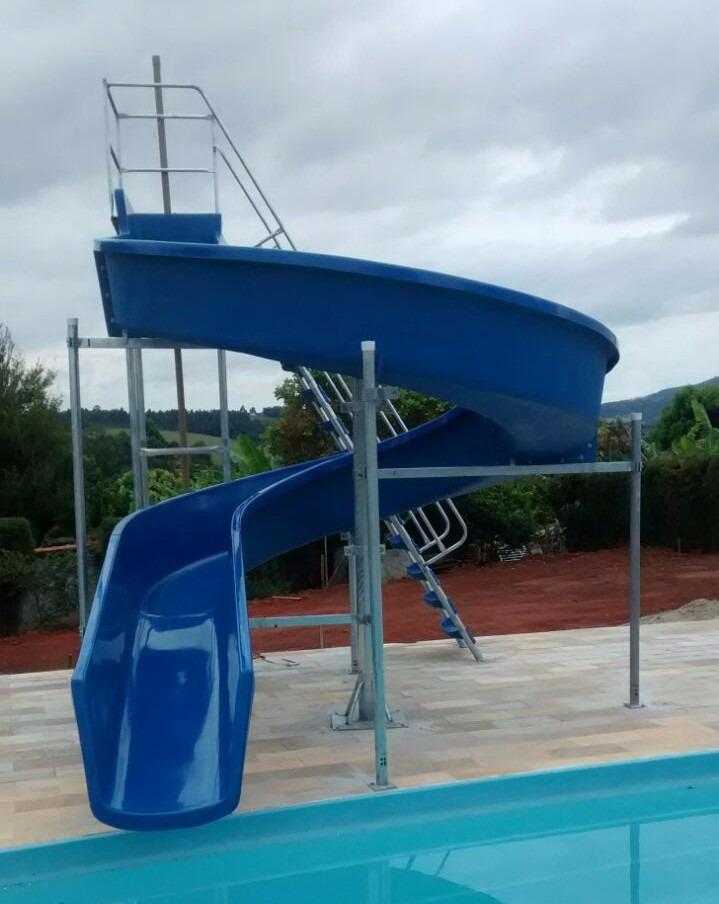 Tobo gua para piscina parque aquatico c 11 50 metros for Piscina 50 metros