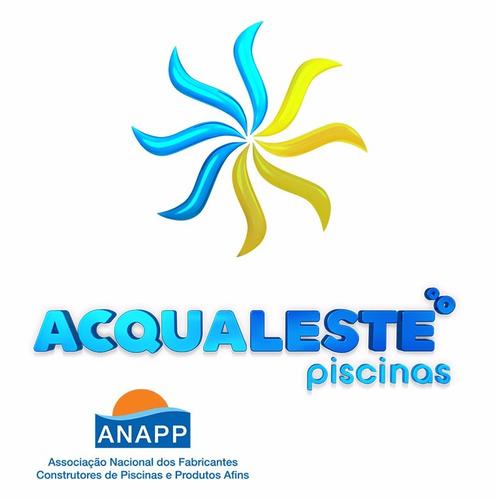toboágua para piscina parque aquatico c/ 16 mts c/ 2 lances