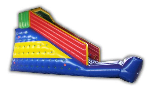 tobogã inflável gigante 11m x 5m x 7m - frete grátis