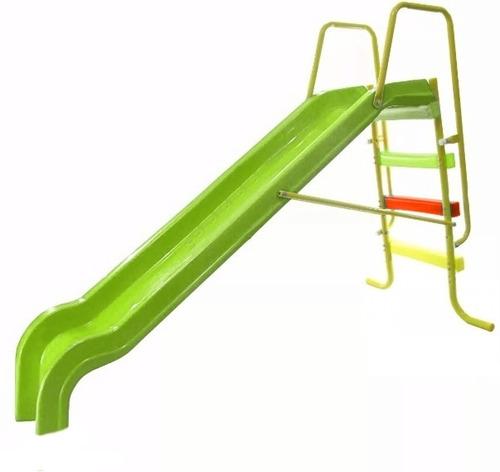 tobogan 3 escalones 4 niveles escalera metal envio gratis!
