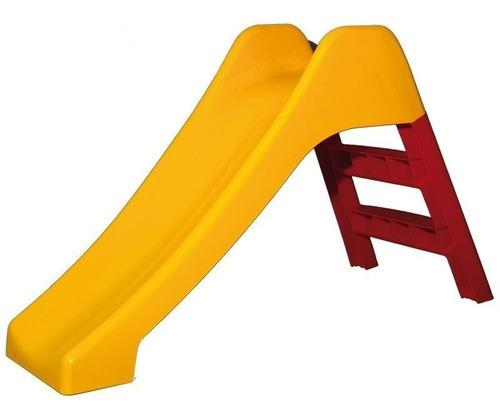 tobogan 3 escalones rondi juego plaza niños escalera patio