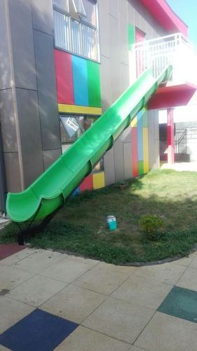 tobogán de emergencia para jardín infantil