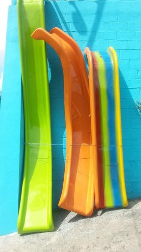 tobogan en fibra de vidrio