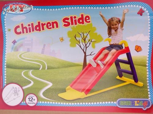 tobogan infantil de plastico para niños el mejor precio