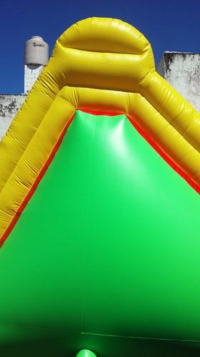 tobogan inflable, castillos y juegos