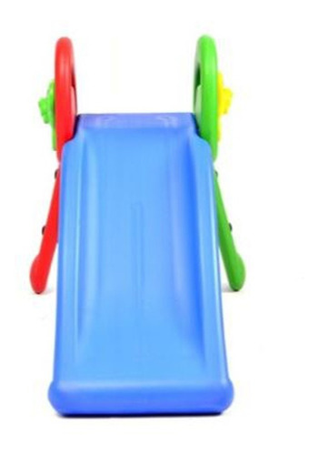 tobogan junior 2 escalones didactico rodacross 1 a 3 años