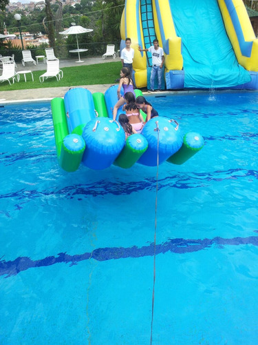 toboganes inflables water ball,cilindros acuáticos,festejos