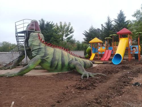 toboganes para balnearios y parques infantiles