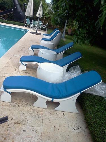 toboganes y chaise longe