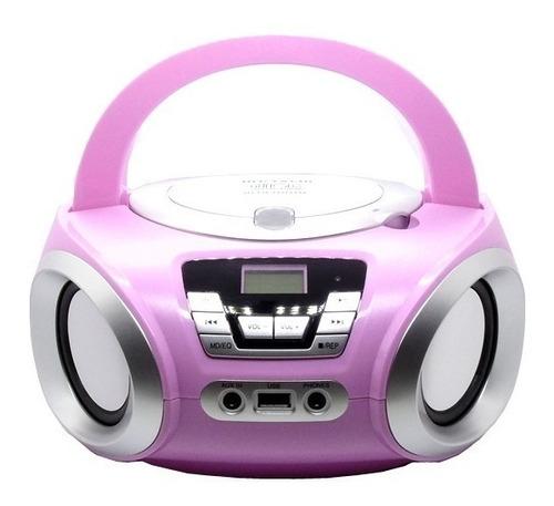 toca cd player radio bluetooth/usb/cd/fm bivolt