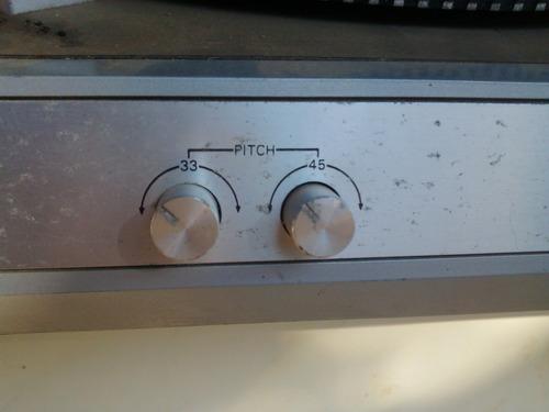 toca disco cce dd7000 dd-7000 vendo peças