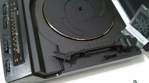 toca disco som