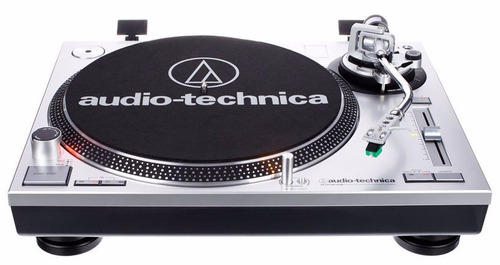 toca disco vinil audio technica at-lp120 pronta entrega