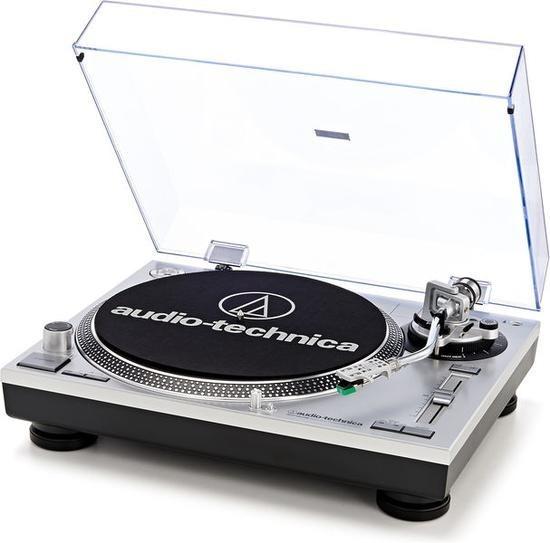 Toca Discos Audio Technica At Lp120 Usb Direct Drive - R  2.180 6e87d91d2af