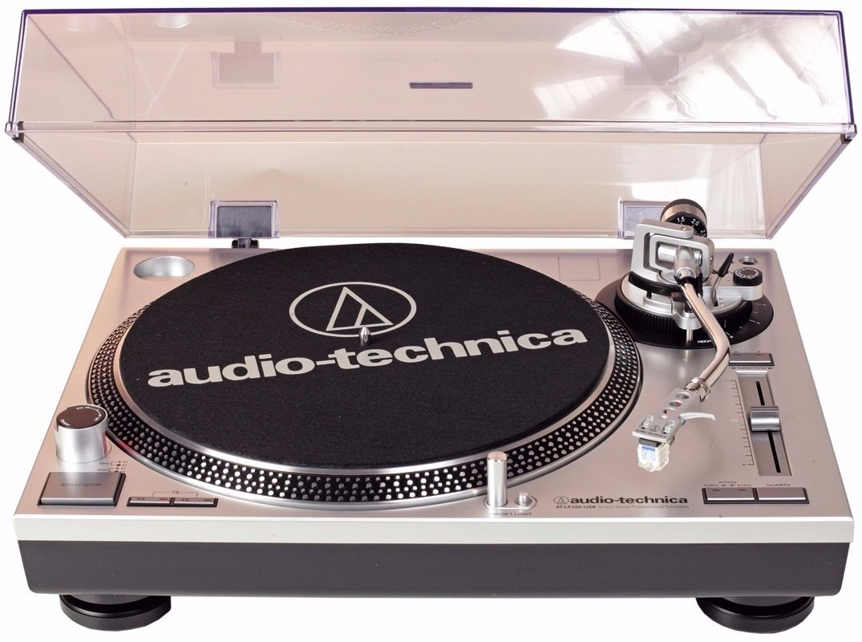 Toca Discos Audio Technica At-lp120 Usb Dj 1 Ano De Garantia - R ... 369c610f5b9