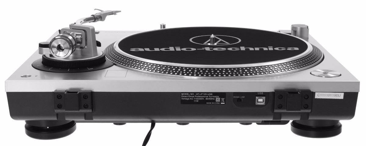 Toca Discos Audio-technica At-lp120-usb Promoção Djfast - R  1.989 ... bc55ffe23ab