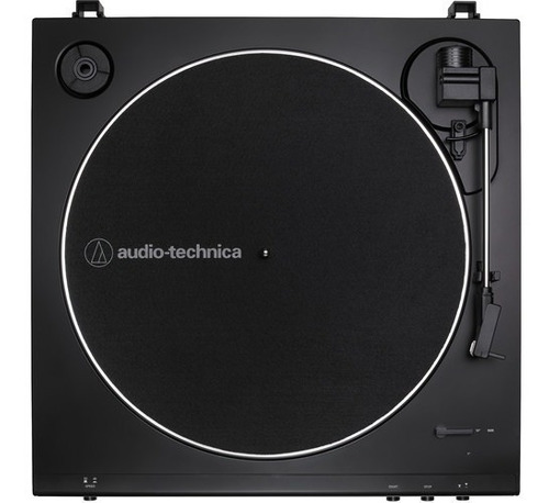 toca discos estéreo audio-technica  at-lp60x -gm
