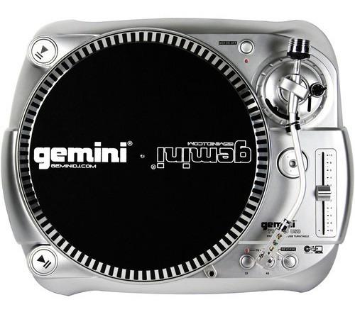 toca discos gemini tt-1100 usb tt1100usb