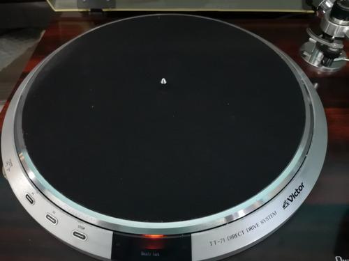 toca discos jvc - victor ql-7