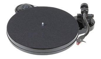 toca discos pro-ject audio rpm 3 carbon - preto