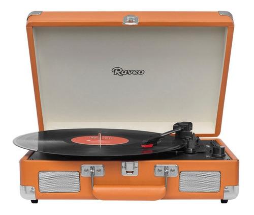 toca discos sonetto gravação bluetooth chrome caramelo