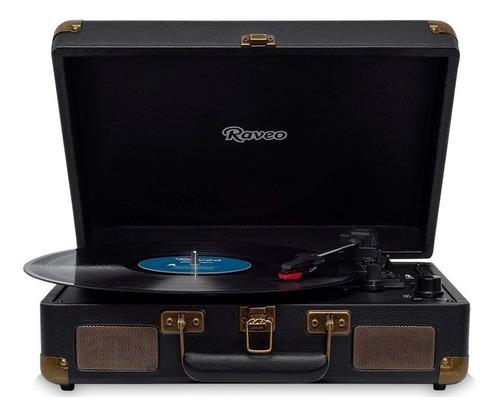 toca discos sonetto gravação bluetooth preto entrega rapida