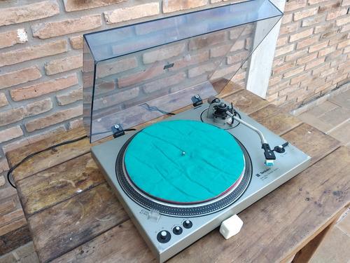 toca discos technics direct drive turntable system sl 1800