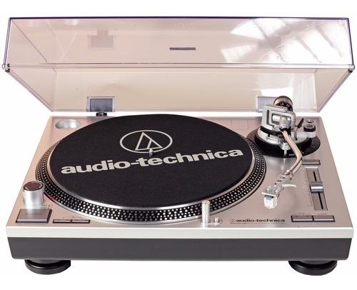 toca-discos vinil audio-technica at-lp120 usb direct-drive